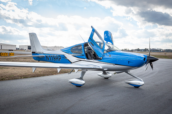 Cirrus SR20 G6 Perspective+ by Garmin