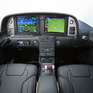Perspective by Garmin Glass Cockpit Cirrus SR22-GTS