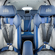 Cirrus SR22T G6 Back Seats
