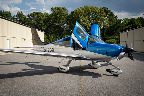 Generation 5 Cirrus SR22T-GT with Perspective Avionics by Garmin